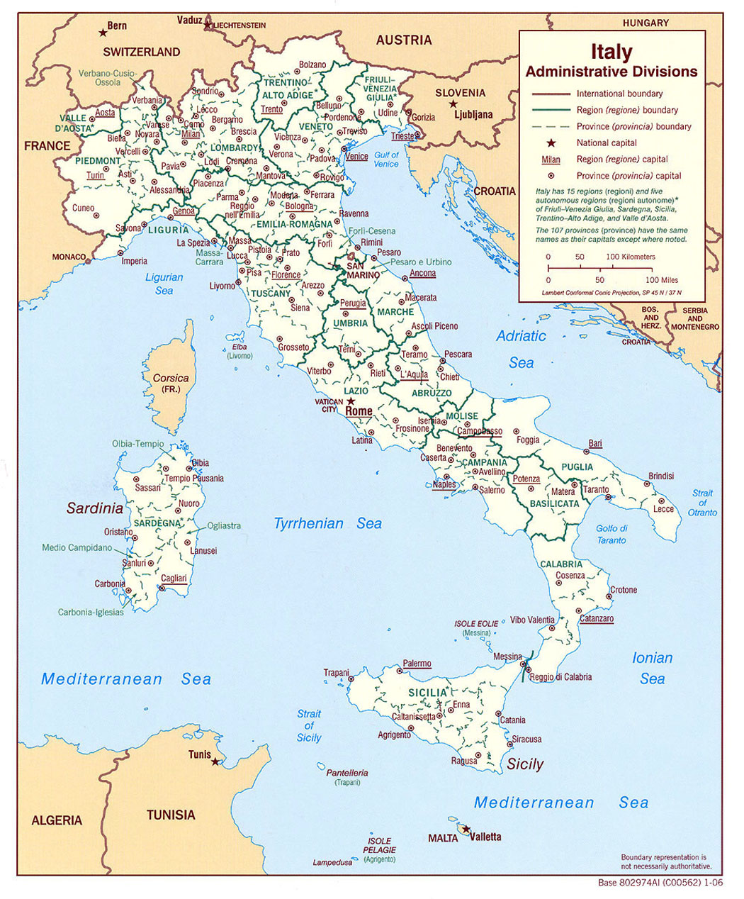 Maps Of Italy Cartemondeorg - Maps of italy