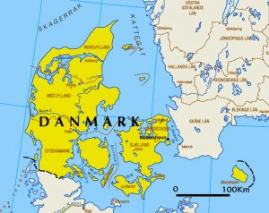 carte-danemark-regions-iles