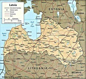 carte-lettonie-relief
